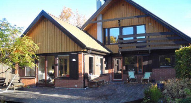 70-talsvilla i Södra Sandby