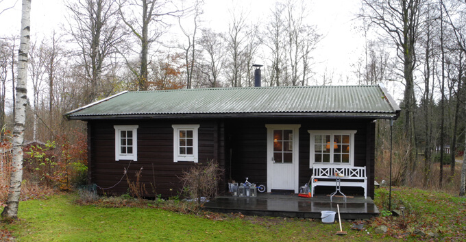 Compact living in Hässleholm