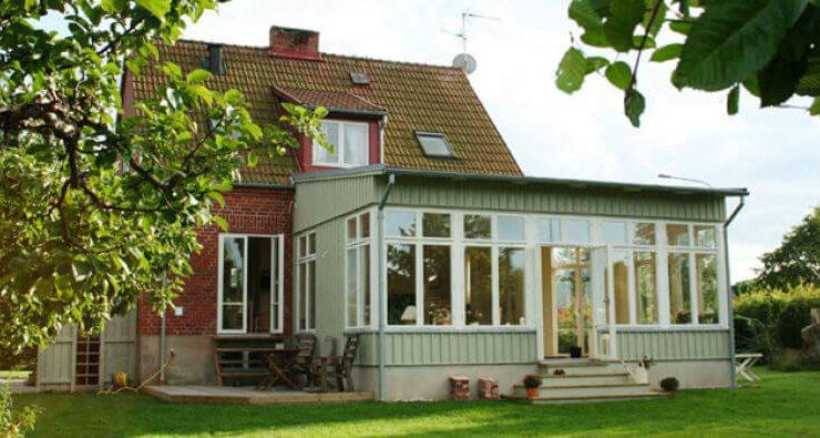 Villan i Södra Sandby